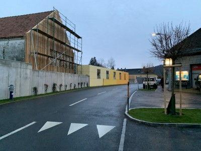 Ortsdurchfahrt Altlengbach