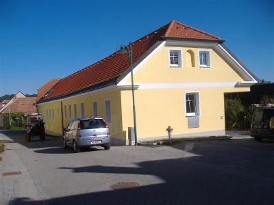 Sanierung Alter Kindergarten Asperhofen
