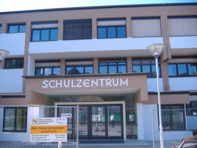 Thermische Sanierung Hauptschule Neulengbach