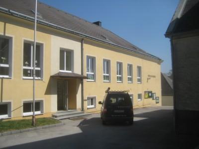 Sanierung Volksschule Asperhofen