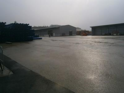 Logistikzentrum REHAU